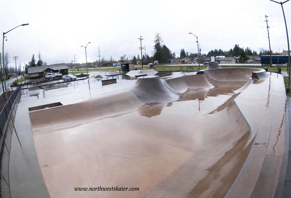 buckley skatepark washington