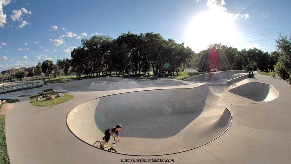 Montrose Colorado Skatepark