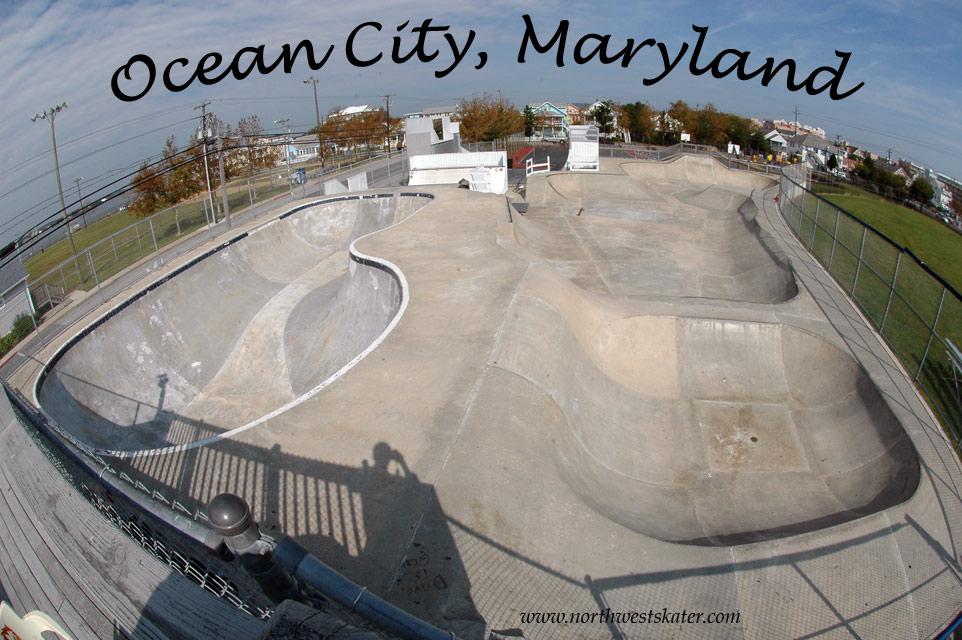 City Ocean Maryland
