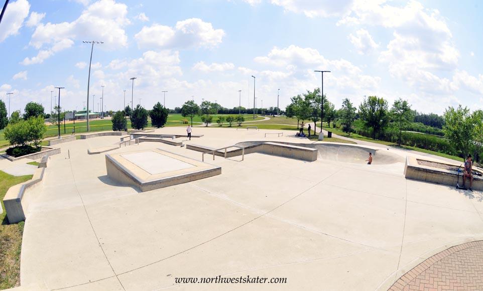 Villa Park Skatepark