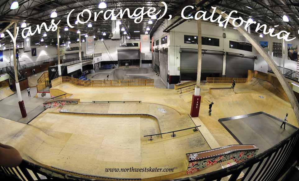 skatepark vans
