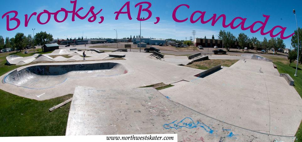 Brooks, Skatepark, Alb...