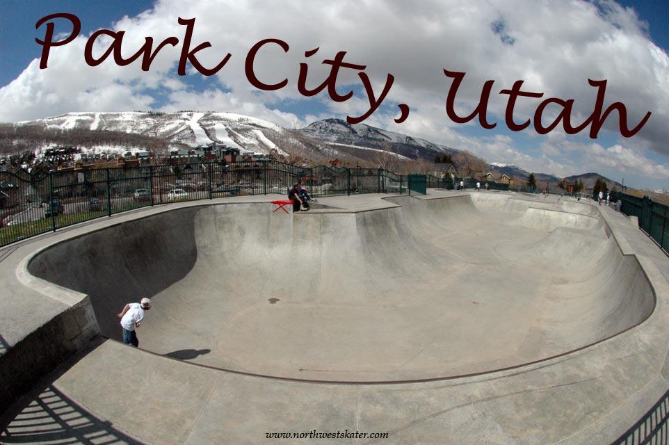 Park City, Utah Skatepark